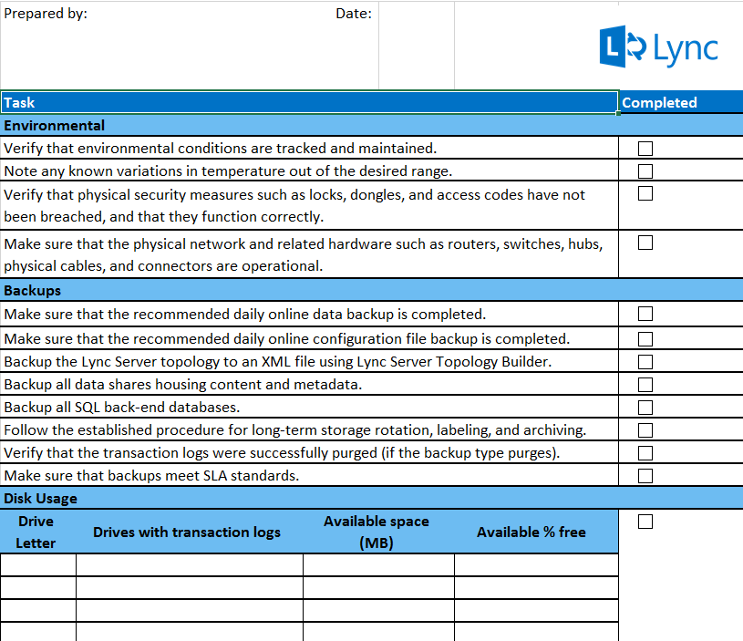 Lync 2013 Operations Checklists_1_Diario.PNG