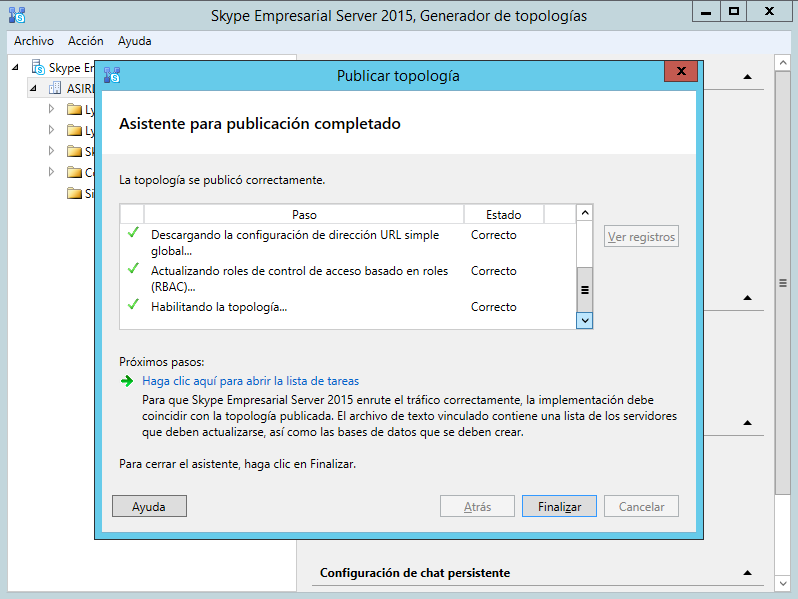 Migrar Lync Server 2013 ST a Skype4B ST_Actualizando_Front_END_7.png
