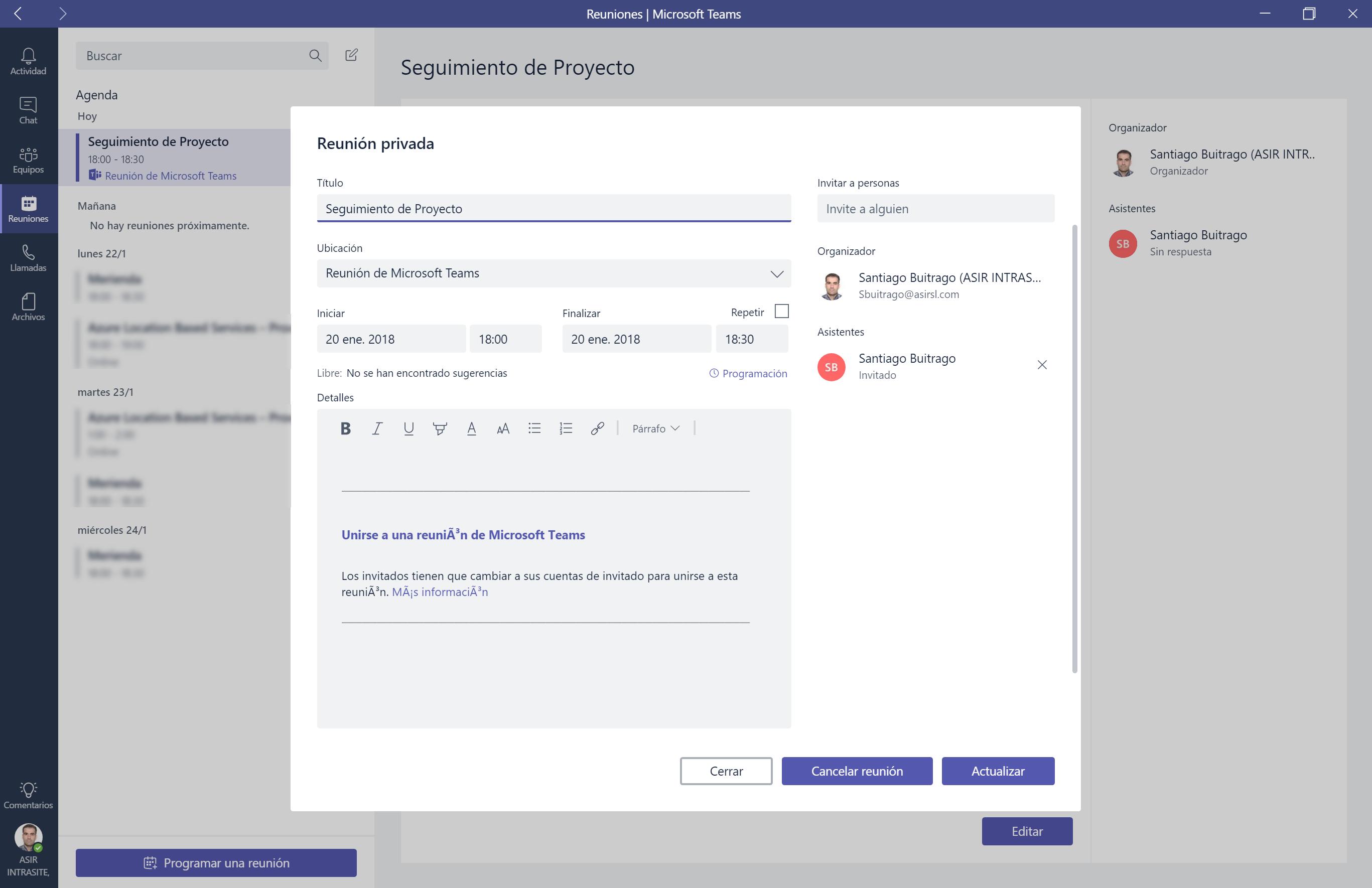 Microsoft Teams, conceptos y tecnología (Parte VII) - Blog