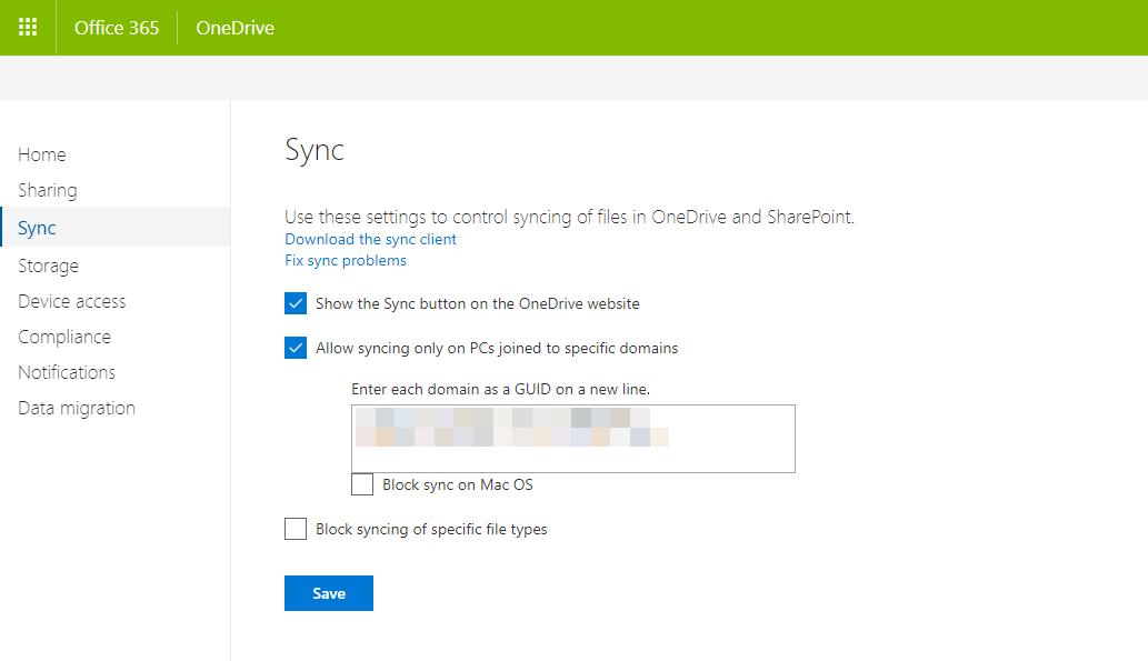 Bloquear OneDrive y SharePoint vía Acceso Condicional desde Azure