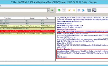 Lync Server: Planes de Marcado y Reglas de Normalización para Llamadas Entrantes
